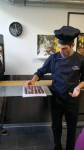 Cyril Escarnot Chocolatier Galerie 21