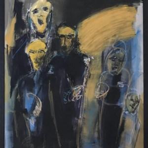 Anne Vautour Serie Un Temps 003 Galerie 21