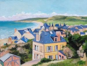 Gustave Caillebotte Villers sur mer
