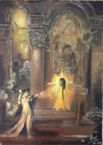 apparition Gustave Moreau