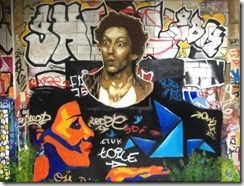 fresque urbaine