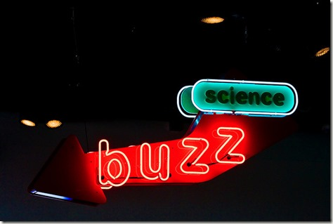 Nic McPhee Science buzz!!!