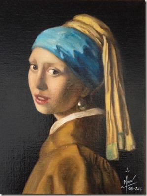 La jeune femme à la perle couverture e book