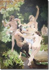 Nymphe et satyre EJG Bouguereau 2