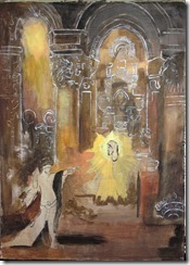 Apparition phase 1 Gustave Moreau