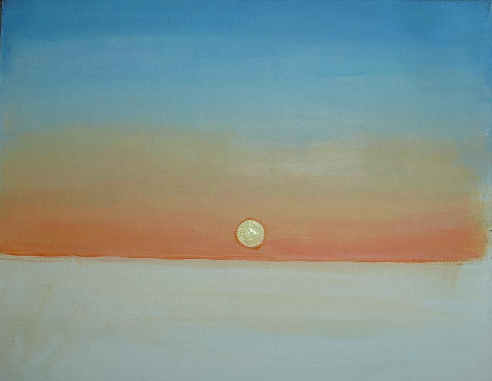 Quelques Astuces Pour Peindre Un Coucher De Soleil Lart De La