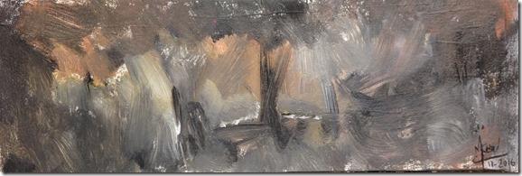 peinture spontané