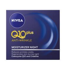 Q10Plus Anti-Wrinkle Moisturizer Night 50ml