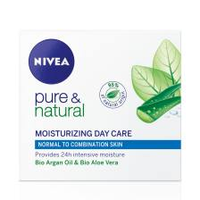 Pure & Natural Moisturizing Day Care 50ml