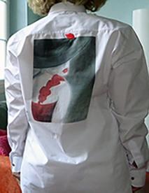 chemise l'espagnole