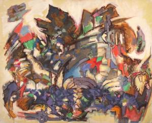 Tableau Lucien Beyer