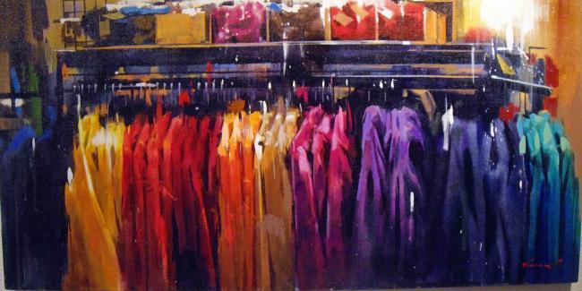 Yong-Man KWON - les porte-manteaux