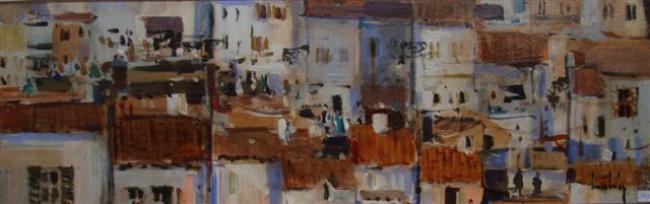 Olivier SUIRE-VERLEY - Les toits de Rome