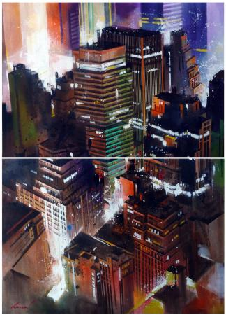 Yong-Man KWON - NY night