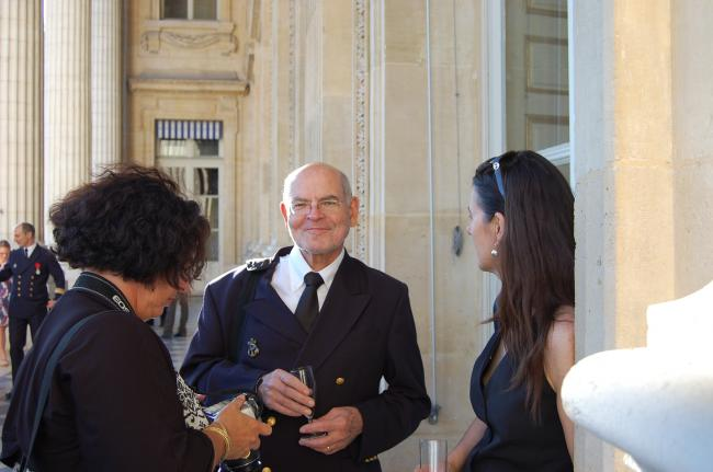 Guy LHOSTIS - Hotel de la Marine Place de la Concorde Guy L'Hostis,