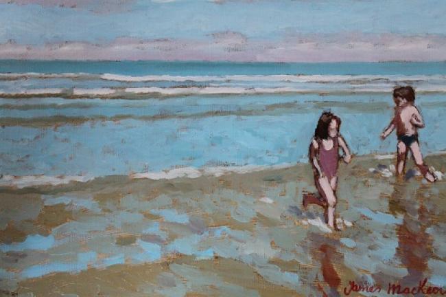 james MacKeown - Les vagues