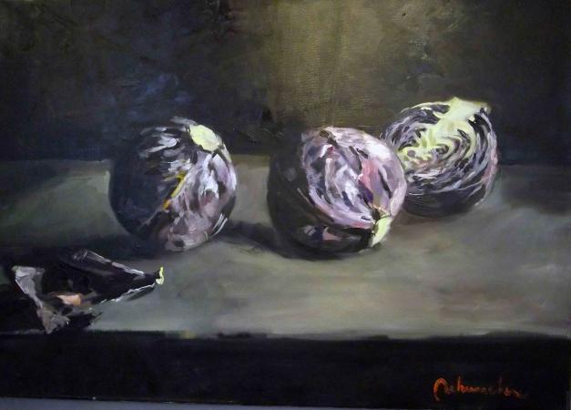 Christoff DEBUSSCHERE - Les choux