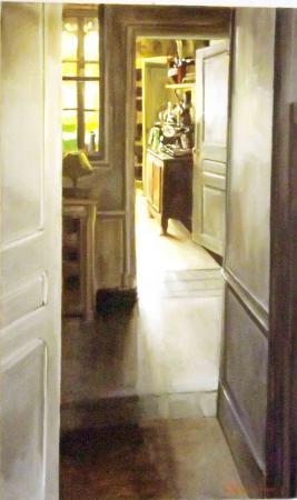Christoff DEBUSSCHERE - 12 la cuisine à St Hilaire