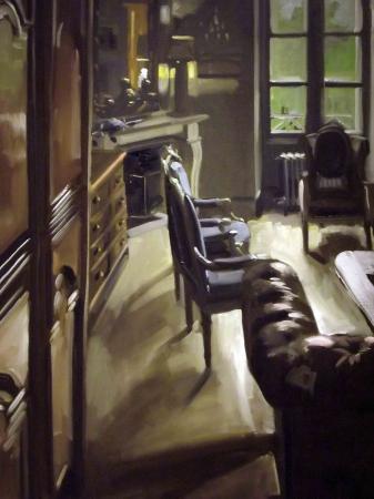 Christoff DEBUSSCHERE - 2012 les fauteuils bleus