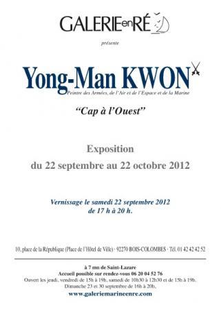 Yong-Man KWON - verso carton 2012