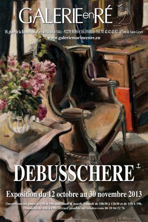 Christoff DEBUSSCHERE - affiche 2013