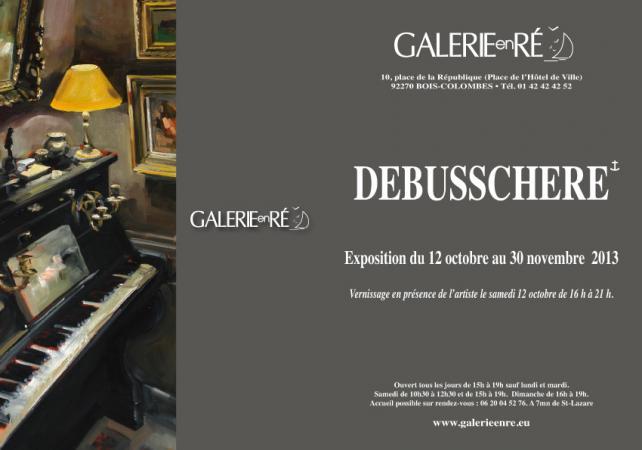Christoff DEBUSSCHERE - carton double cd 2013