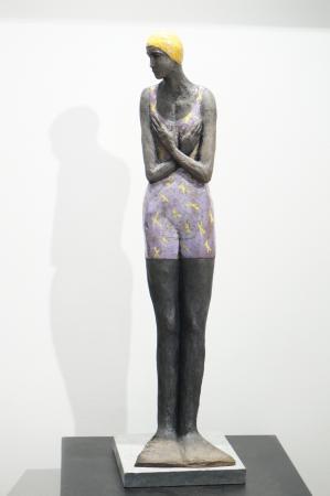 Sylvie du PLESSIS - 14 Le maillot étoilé