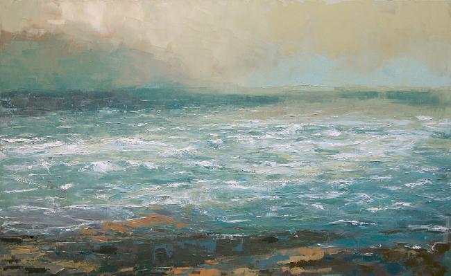 Valérie LE MERRER - l'orage