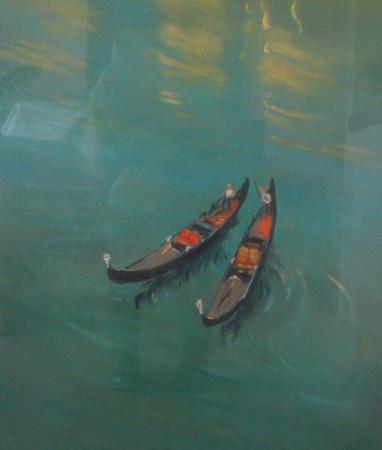 Jacques COQUILLAY - 15 les gondoles