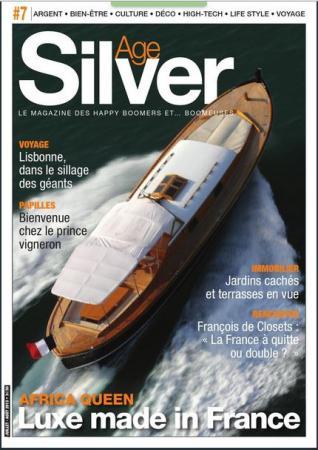 Pont l'Abbé 2015 - Couverture du Silver Age