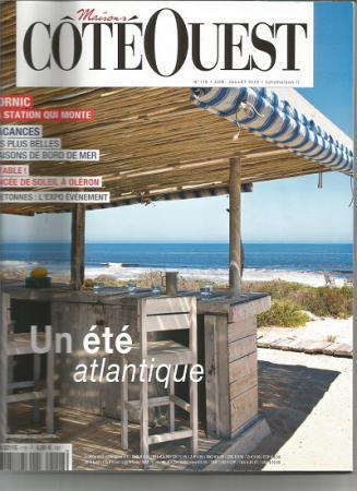 Pont l'Abbé 2015 - La presse en parle , Côté Ouest 2015