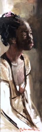 Christoff DEBUSSCHERE - 2015/56 Noémie 90x30