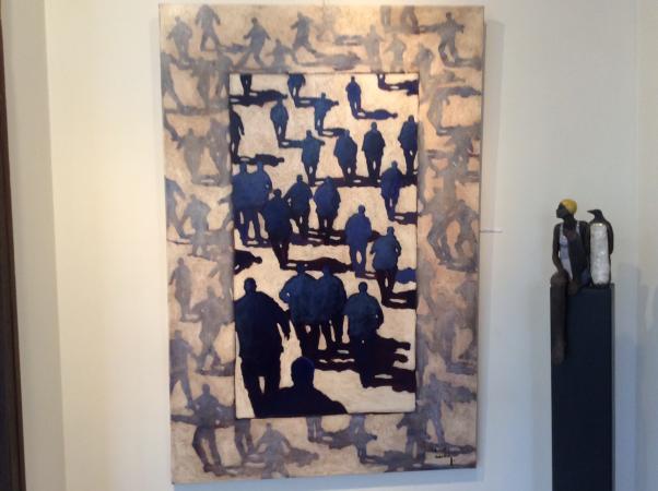 Olivier SUIRE-VERLEY - 16 Galerie 1