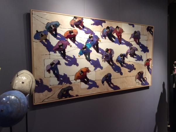Olivier SUIRE-VERLEY - 16 Galerie 4