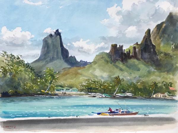 Guy LHOSTIS - 2017 Tahiti 8