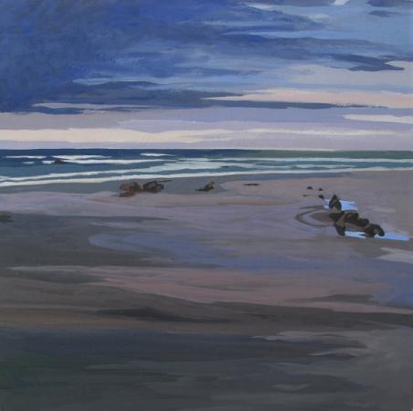 Jacques GODIN - 18 Basse mer en Baie d'Audierne