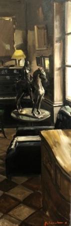 Christoff DEBUSSCHERE - 18 Le cavalier