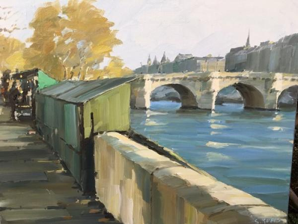Stephane RUAIS - 19 Le Pont Neuf