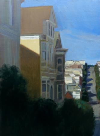 Olivier DESVAUX - Baie de San Francisco
