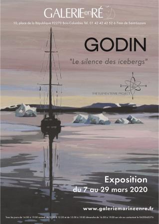 Jacques GODIN - 20 Affiche