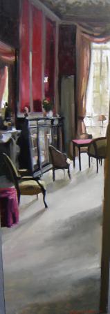Christoff DEBUSSCHERE - Salon rouge