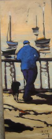 Olivier SUIRE-VERLEY - Le pêcheur 2009