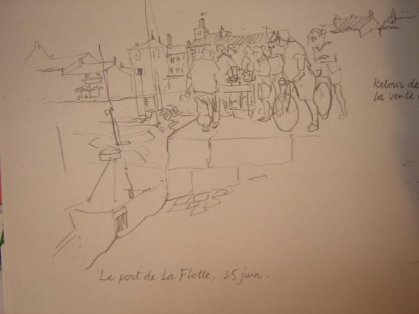 Vincent BRUNOT - La Flotte en Ré