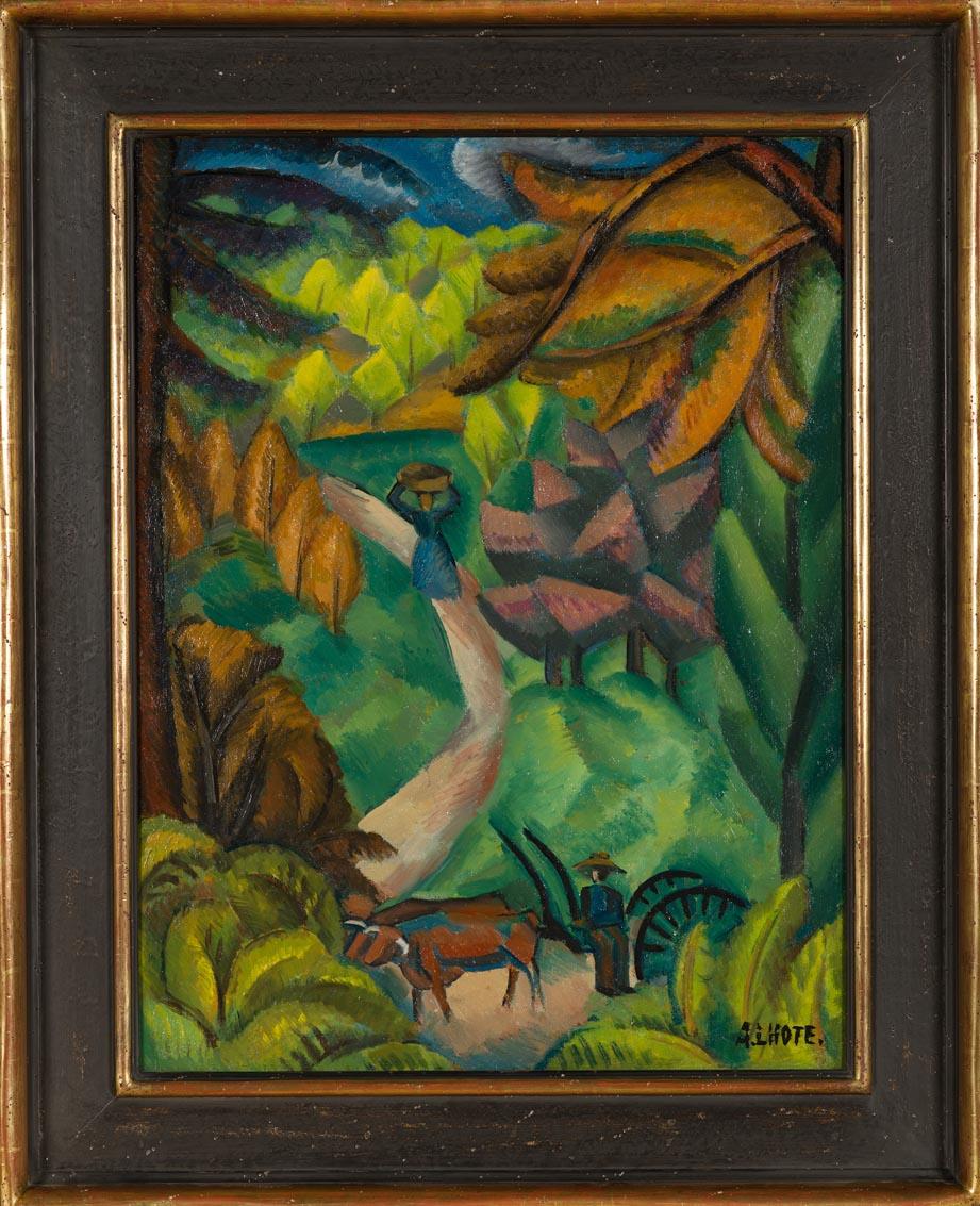 André LHOTE | 84 x 103 cm