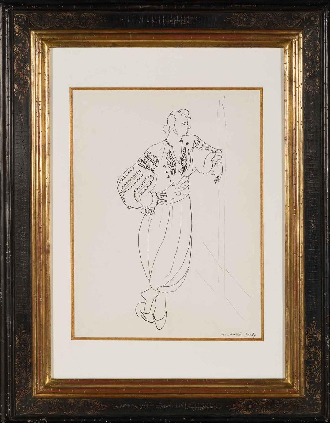 Henri MATISSE | 51 x 63 cm