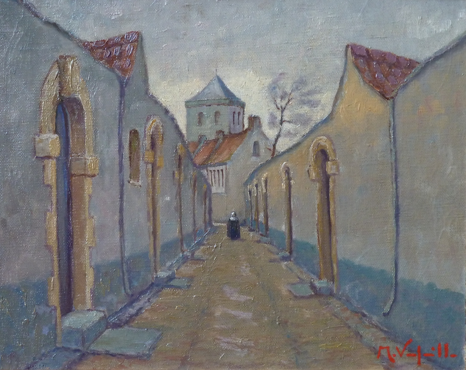 Verfaille michel béguinage belge