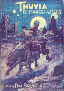 Wildschut george petrus wilhelmus Thuvia de Maagd van Mars 1922