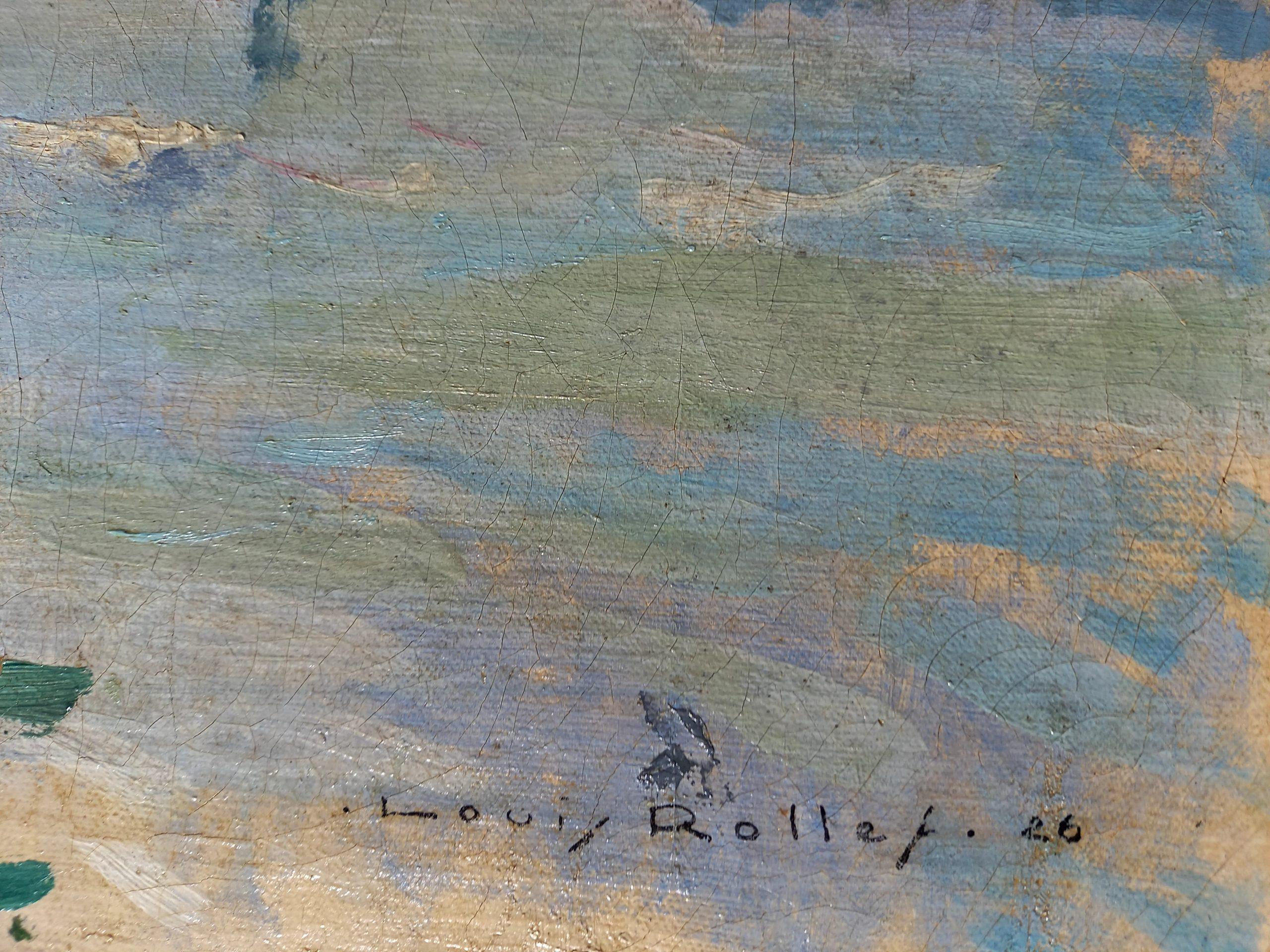 rollet-louis-paysage-a-la-barque-signature
