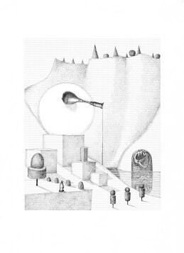 Joseph Callioni - Behesht - 21X29,7