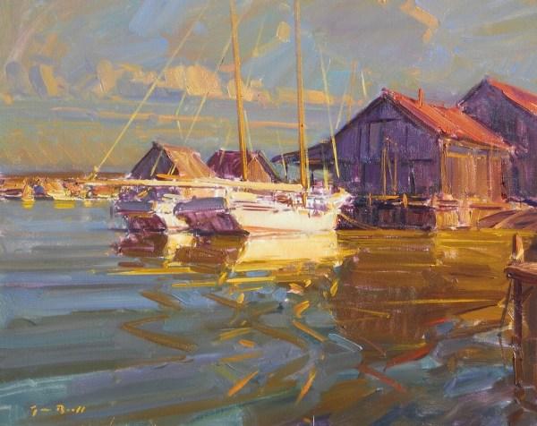 Tim Bell Galerie Broad